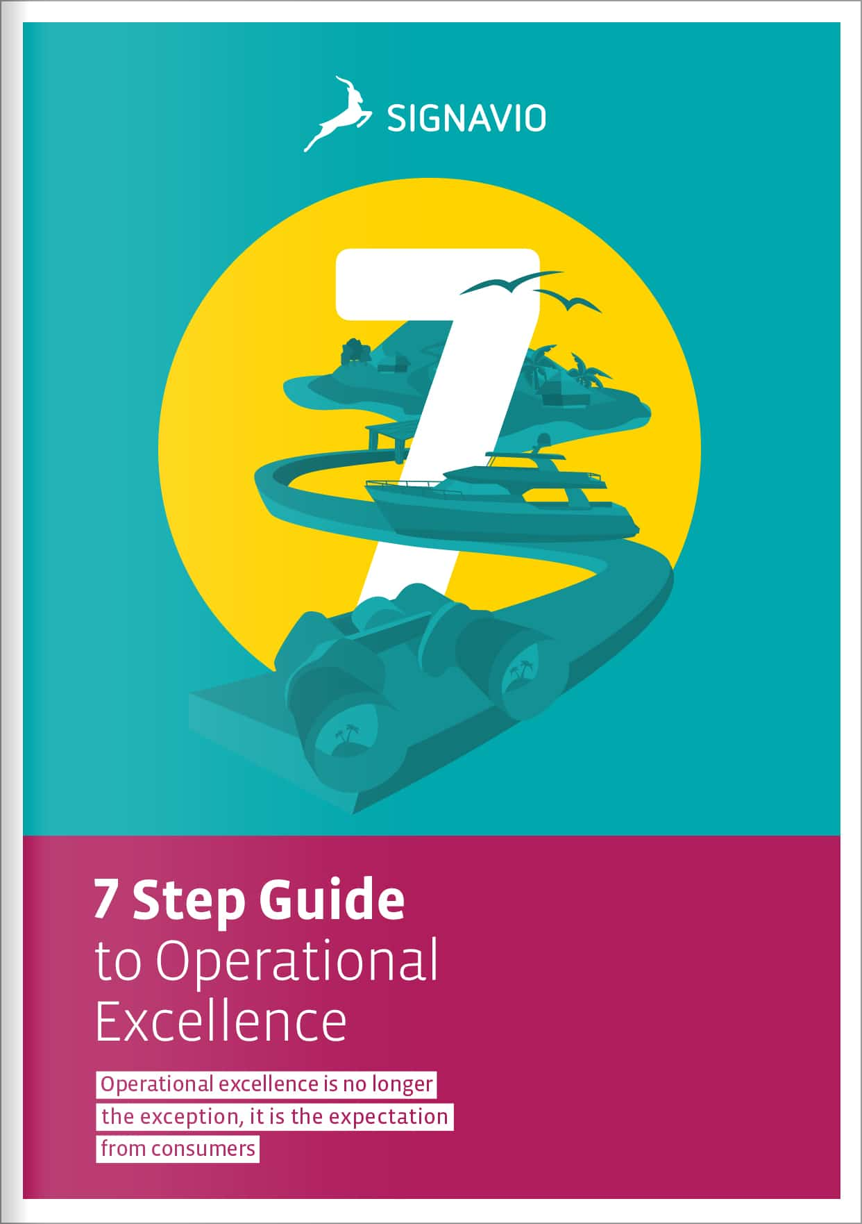 7 Steps to Operational Excellence