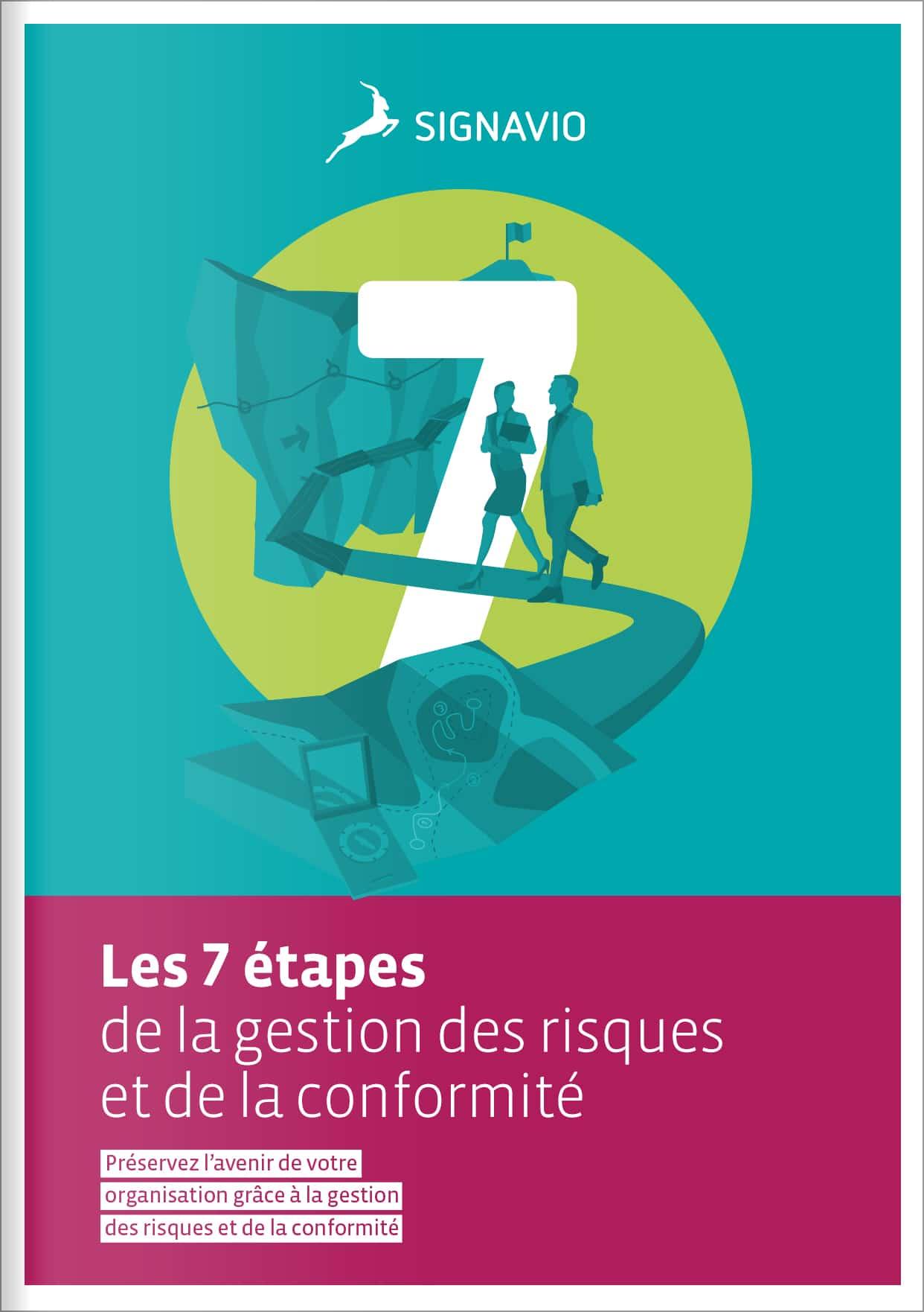Les 7 étapes de la gestion des risques et de la conformité (fr)