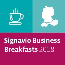 Signavio Business Breakfast