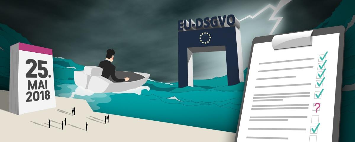 EU-DSGVO-Checkliste