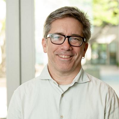 Portrait image of Neil Roseman