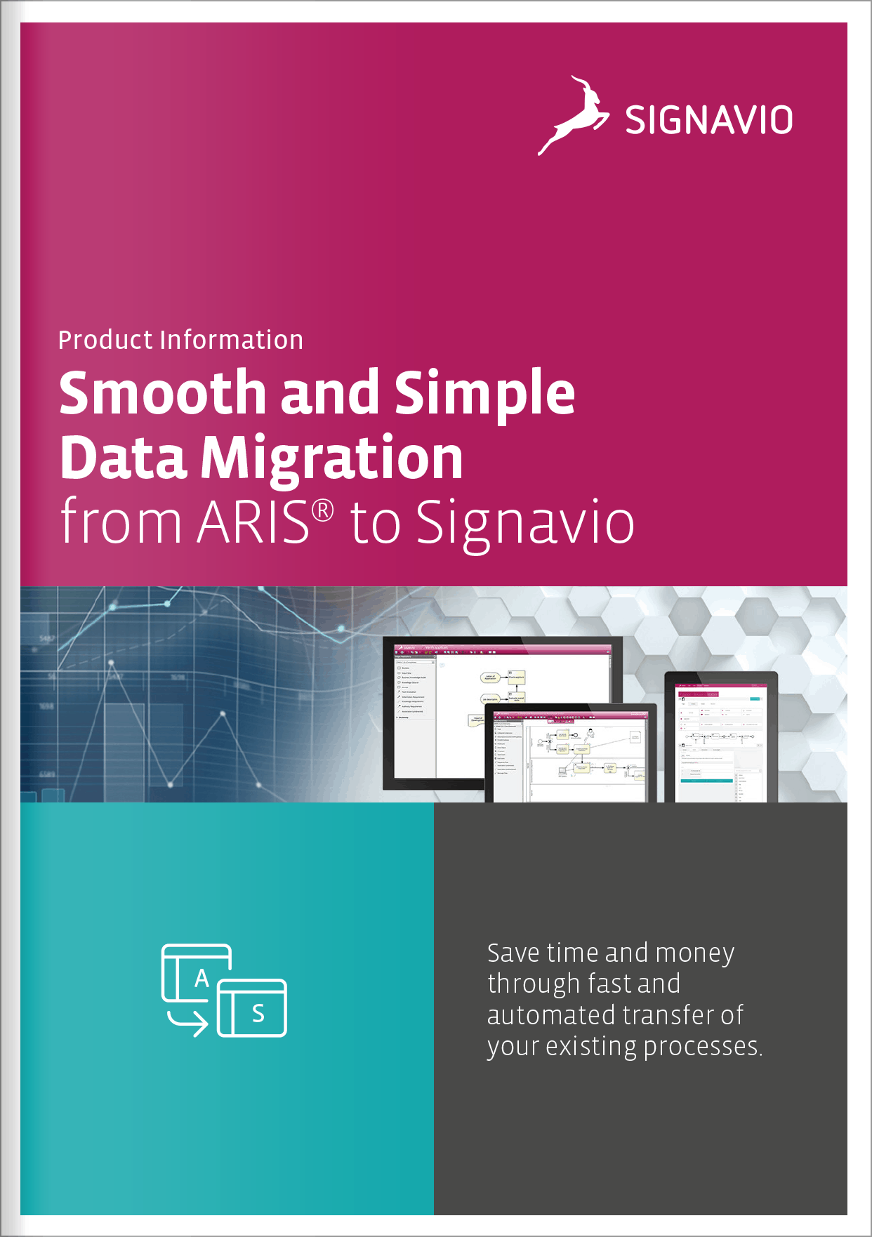 Smooth and simple data migration from ARIS