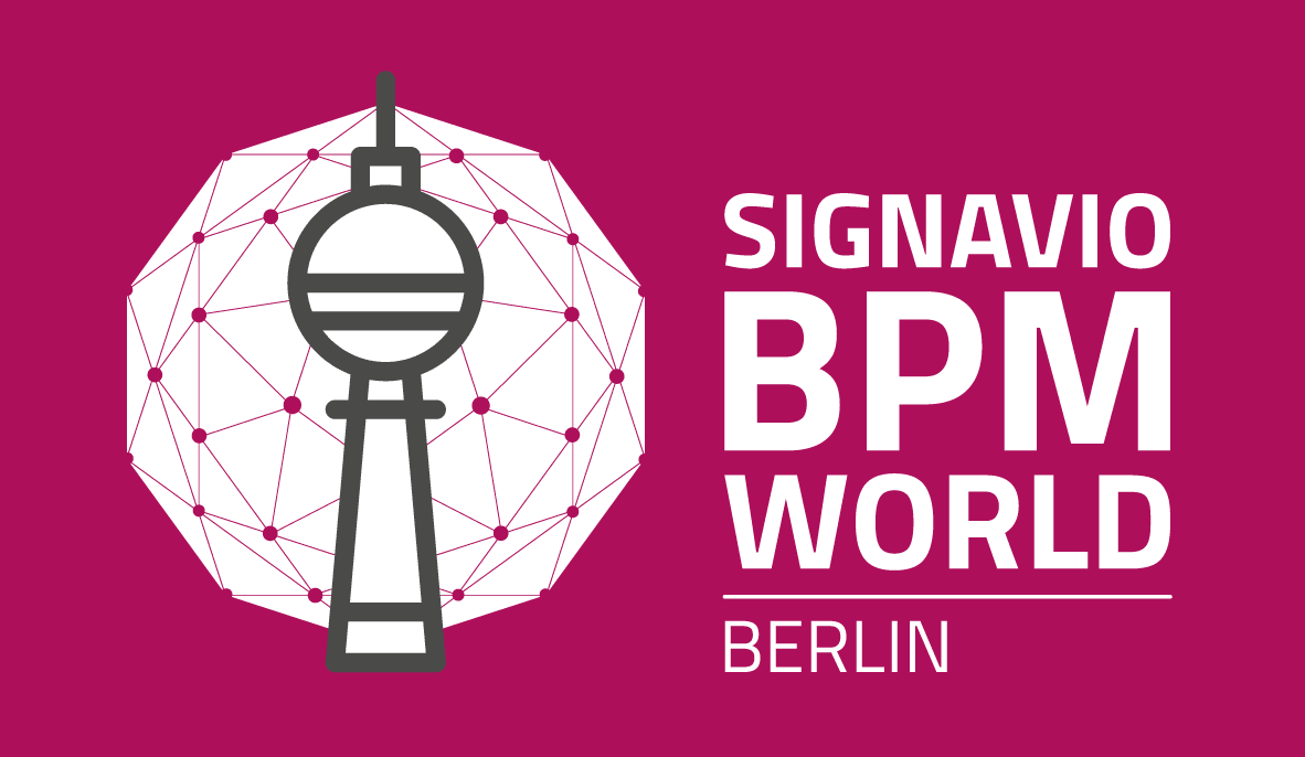 Signavio BPM World Berlin 2018
