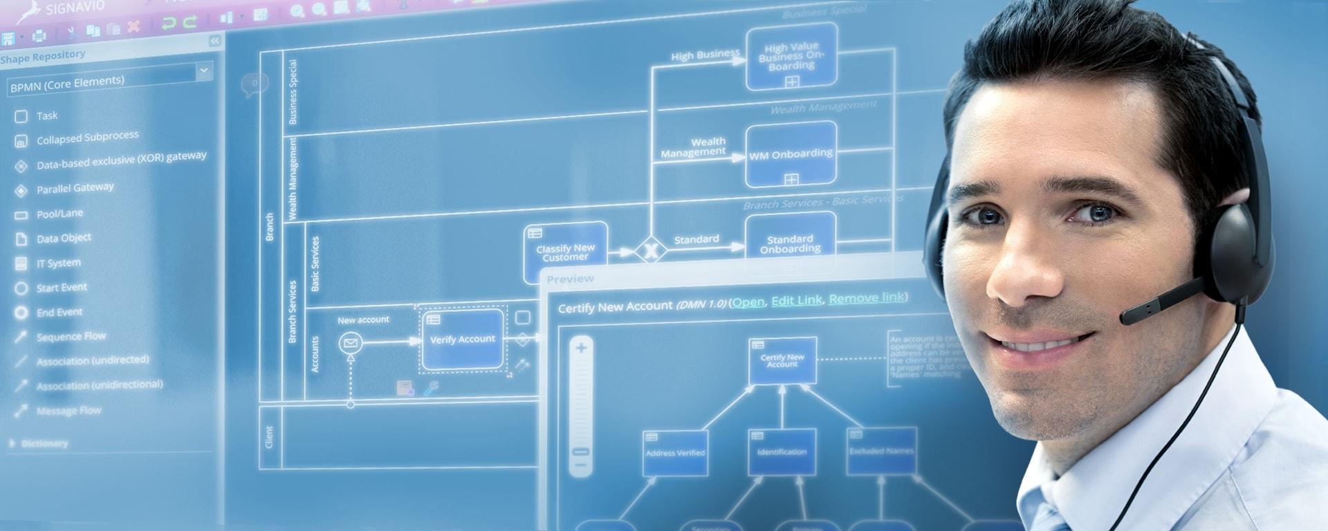 Webinar - Business Transformation Suite