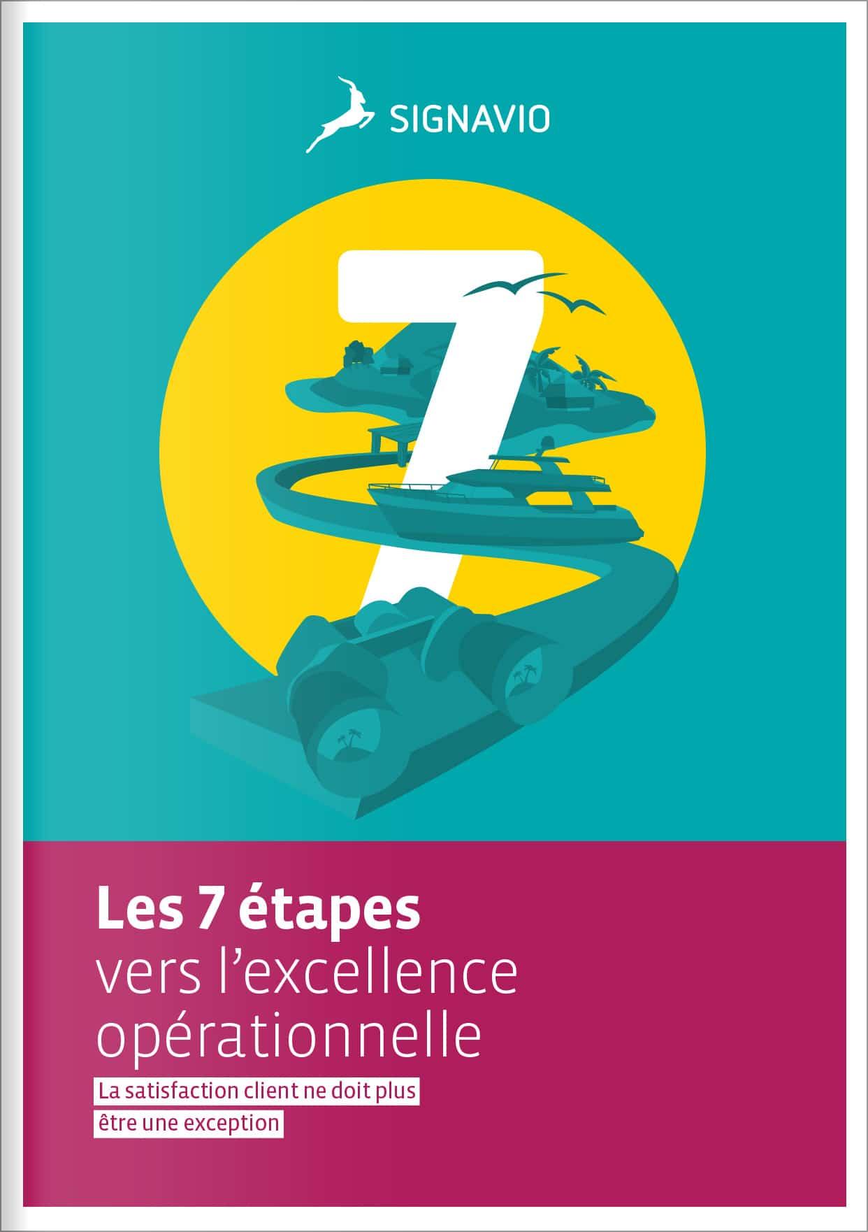 Les 7 étapes vers l'excellence opérationnelle