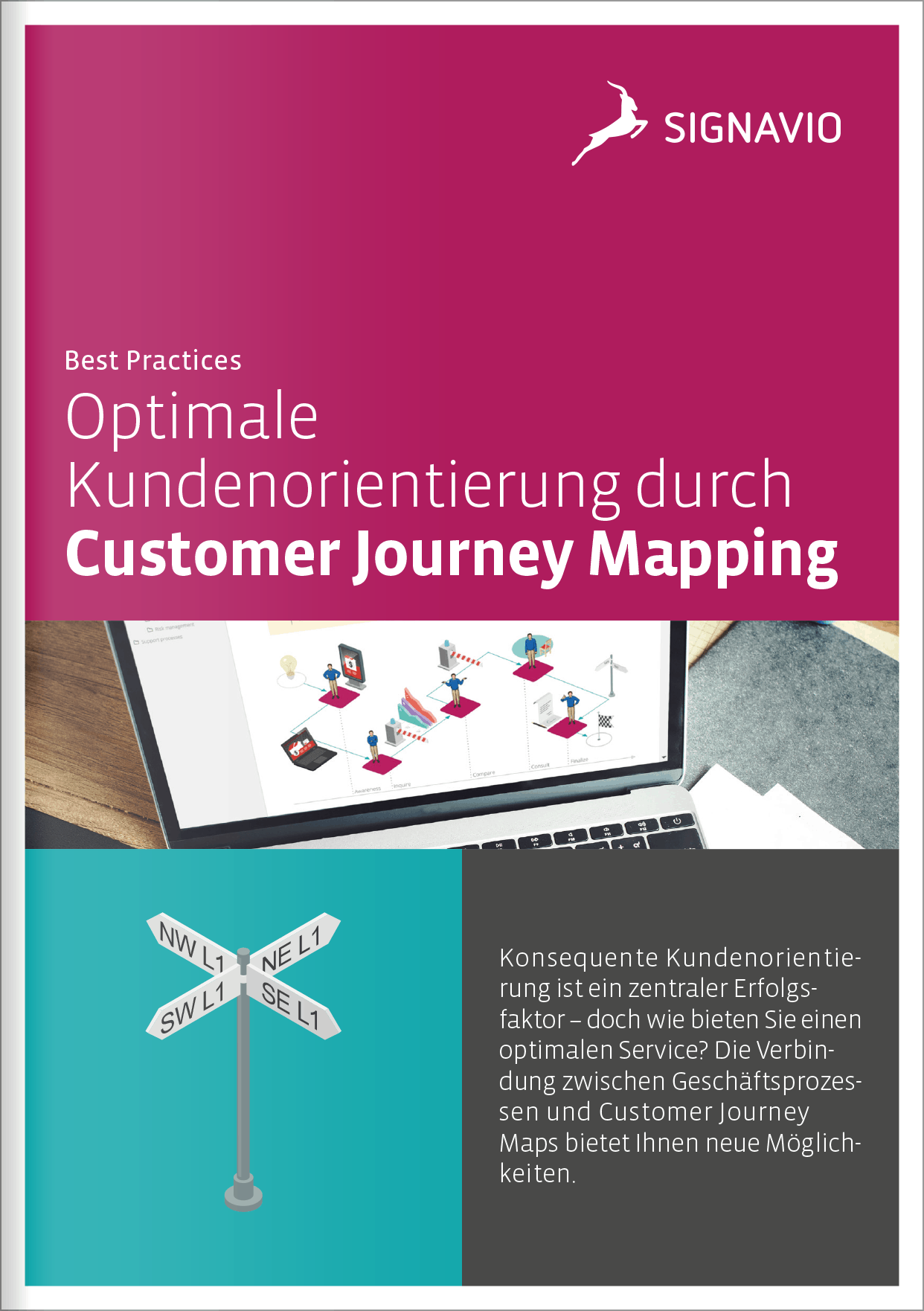 Operational Excellence and Customer Journey Mapping