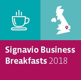 Signavio UK Breakfast Briefing
