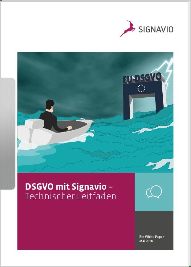 DSGVO mit Signavio