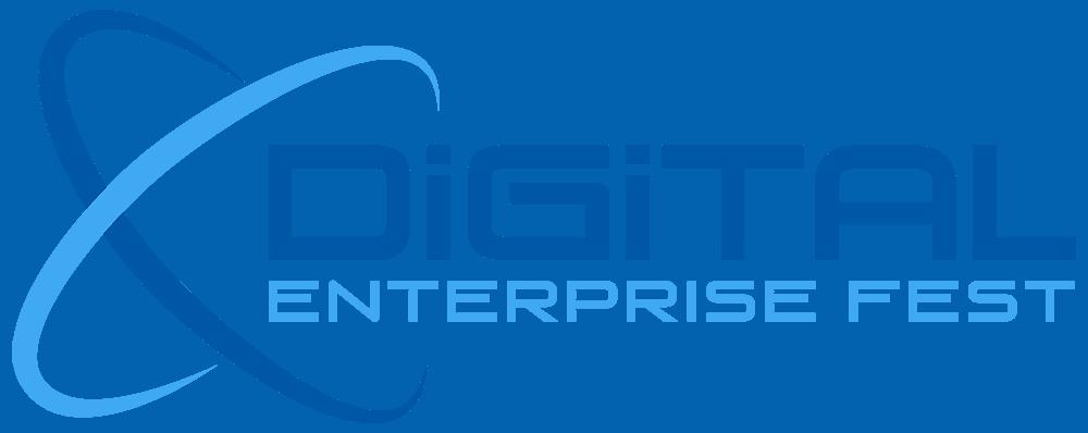 Digital Enterprise Festival Logo