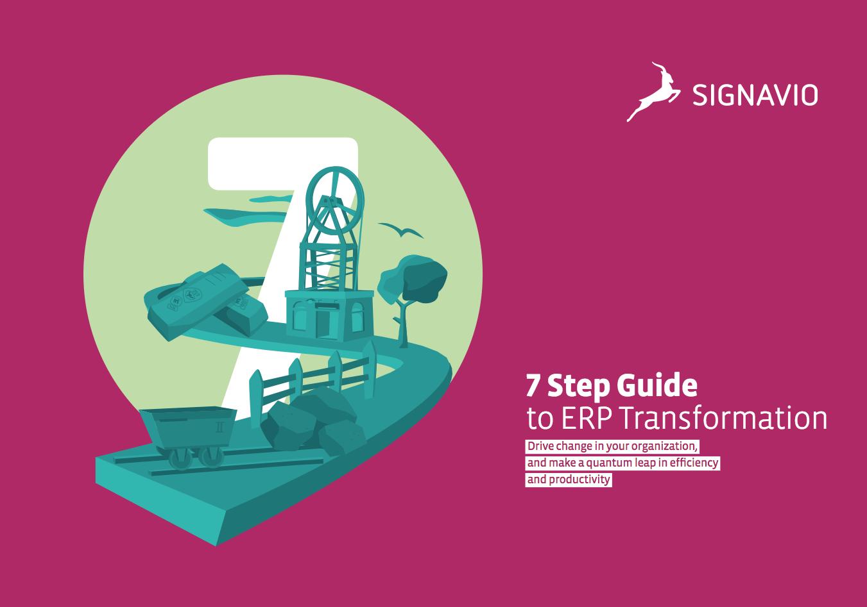 7 Step ERP Transformation - Webinar