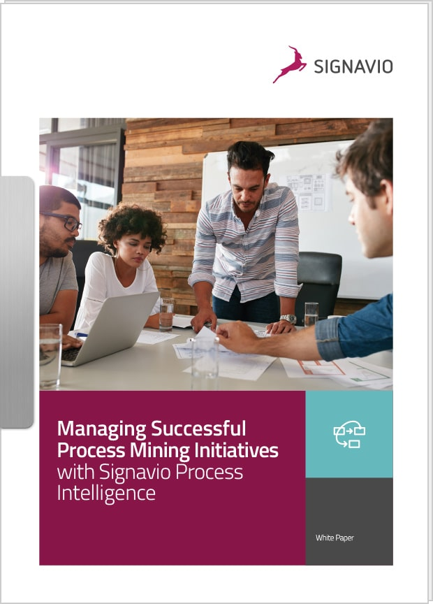 Managing Successful Process Mining Initiatives cover