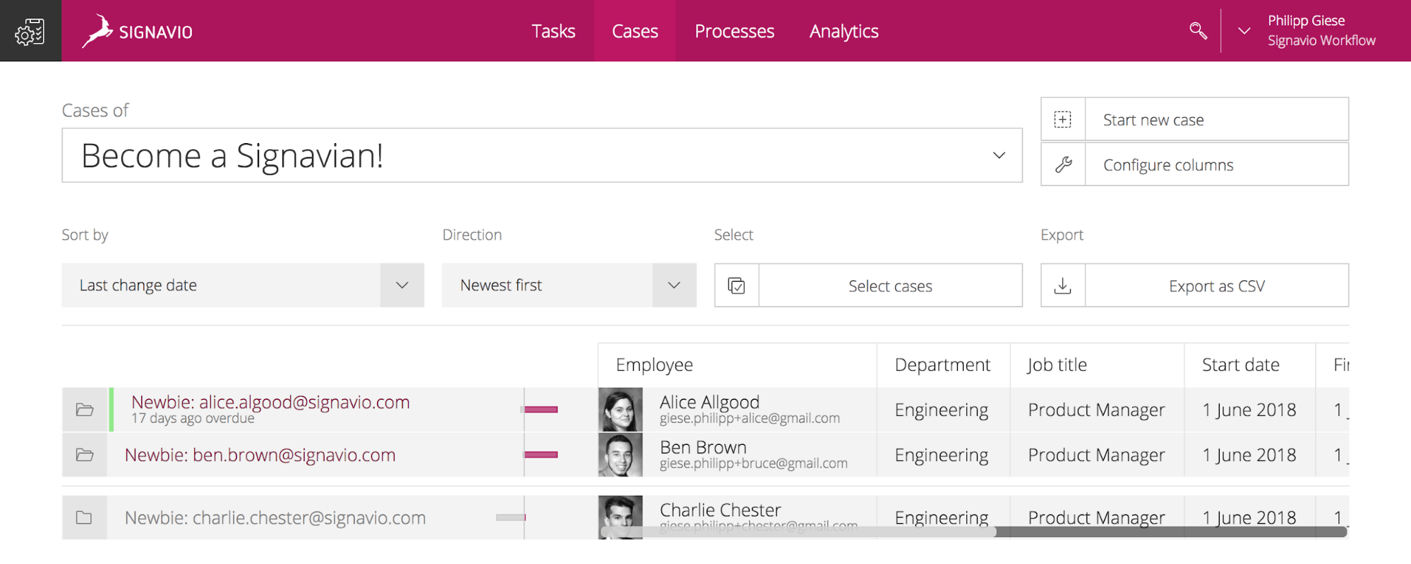 how to do onboarding right - Become a Signavian screenshot