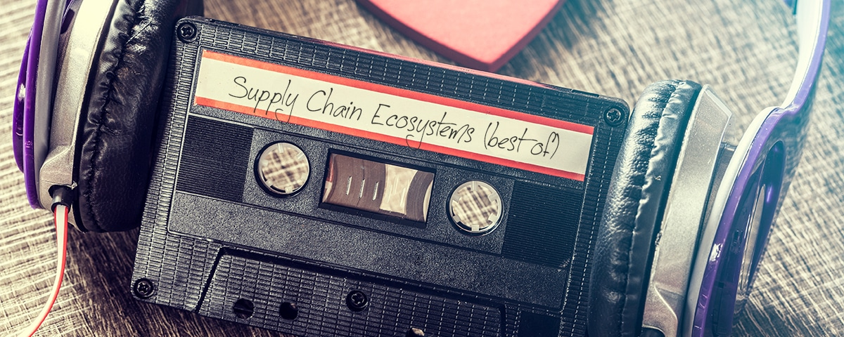 supply chain ecosystems cassette