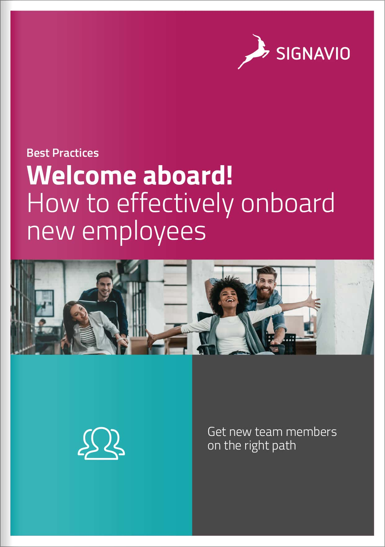 front cover HR onboarding best practise