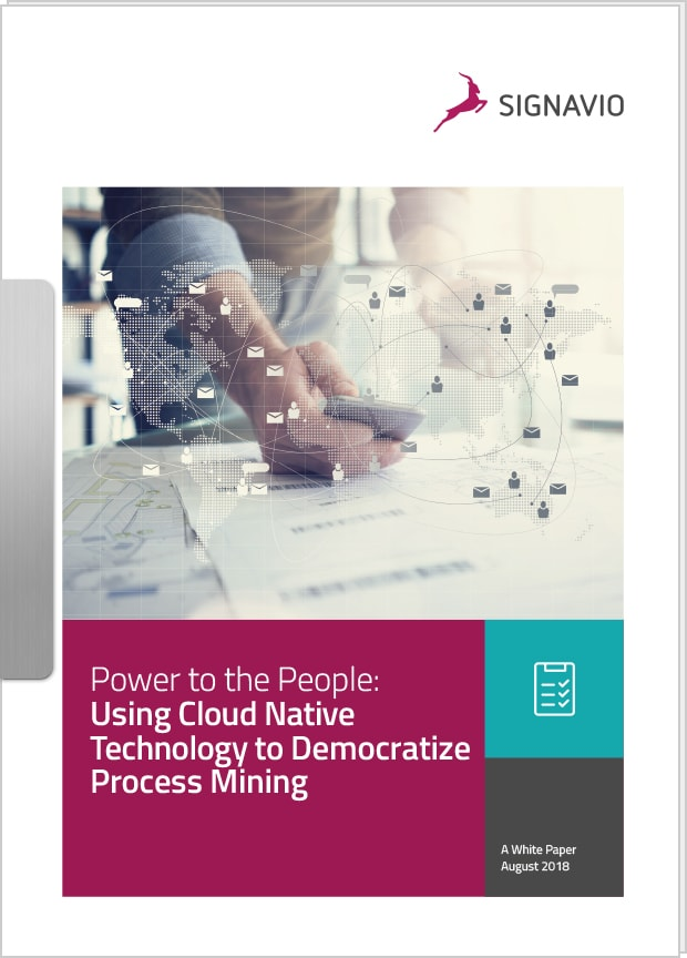 Democratize Process Mining cover image