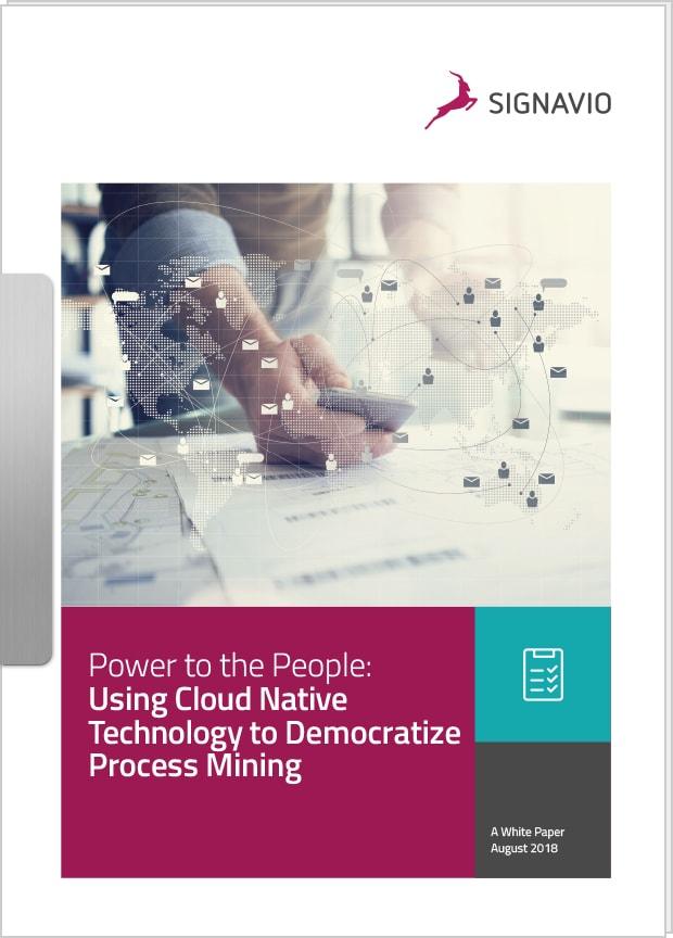 Democratize Process Mining cover image