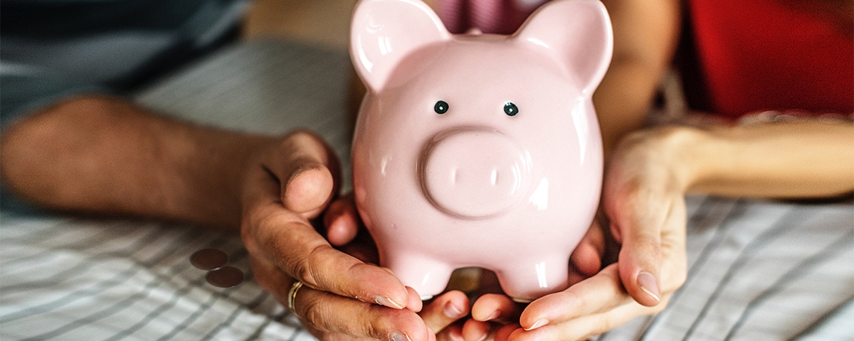 importance of measuring process improvements - piggy bank in hands