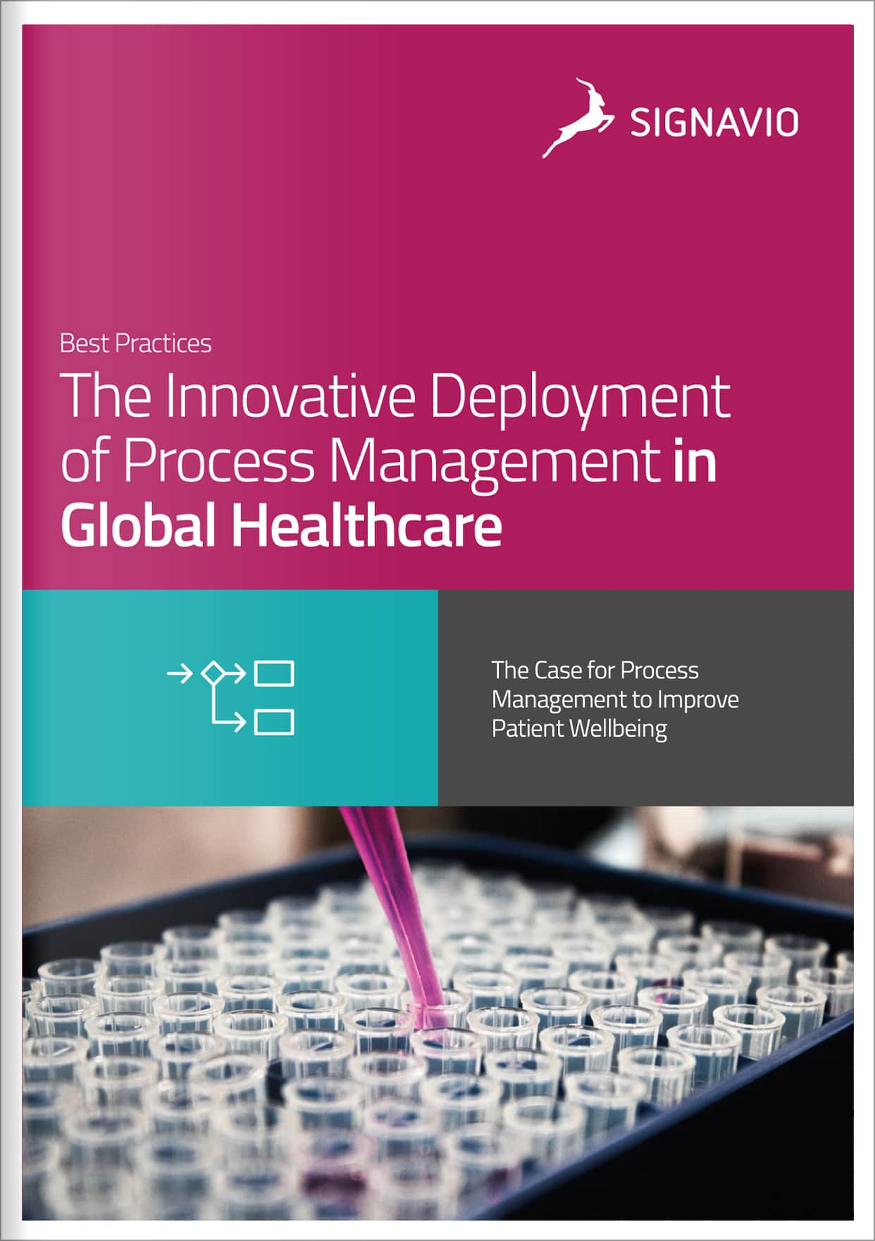 Process management in global healthcare
