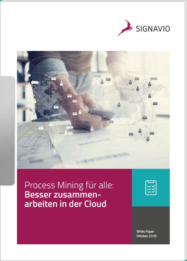 Process Mining für alle: Besser zusammenarbeiten in der Cloud