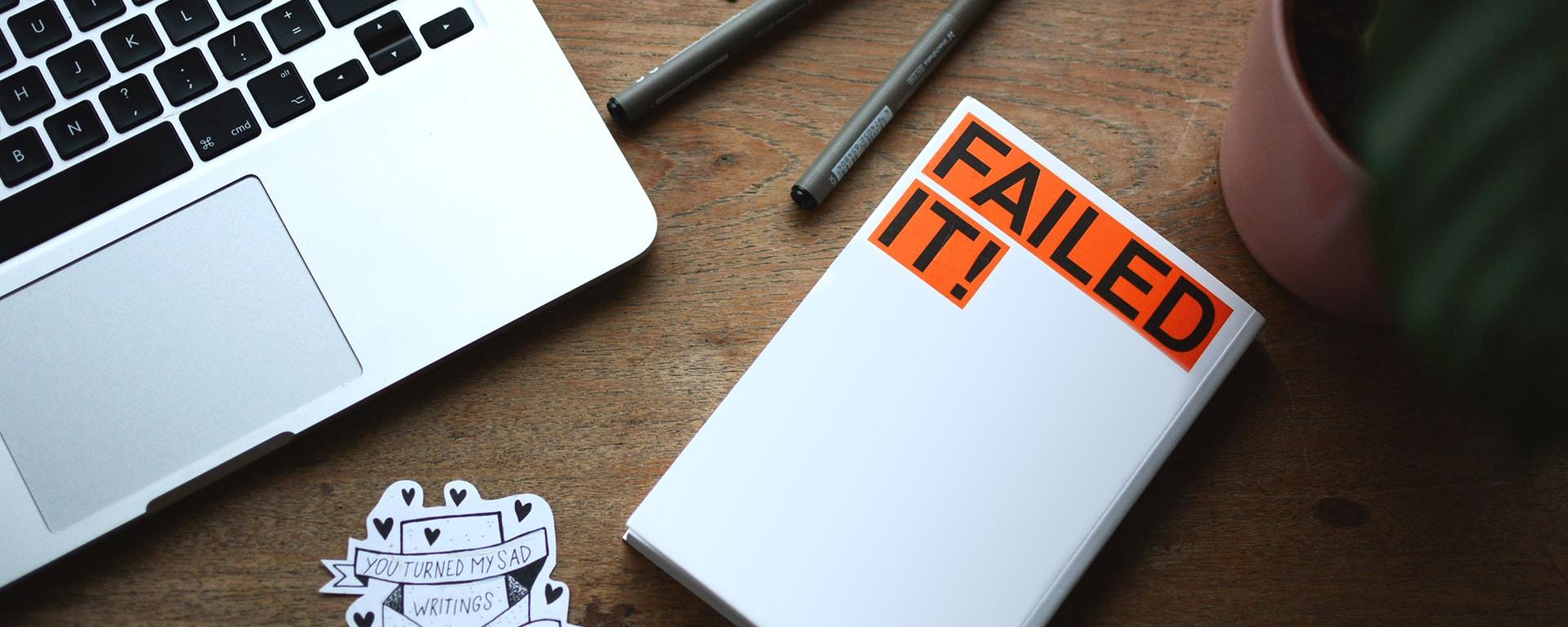 Failed it! Book