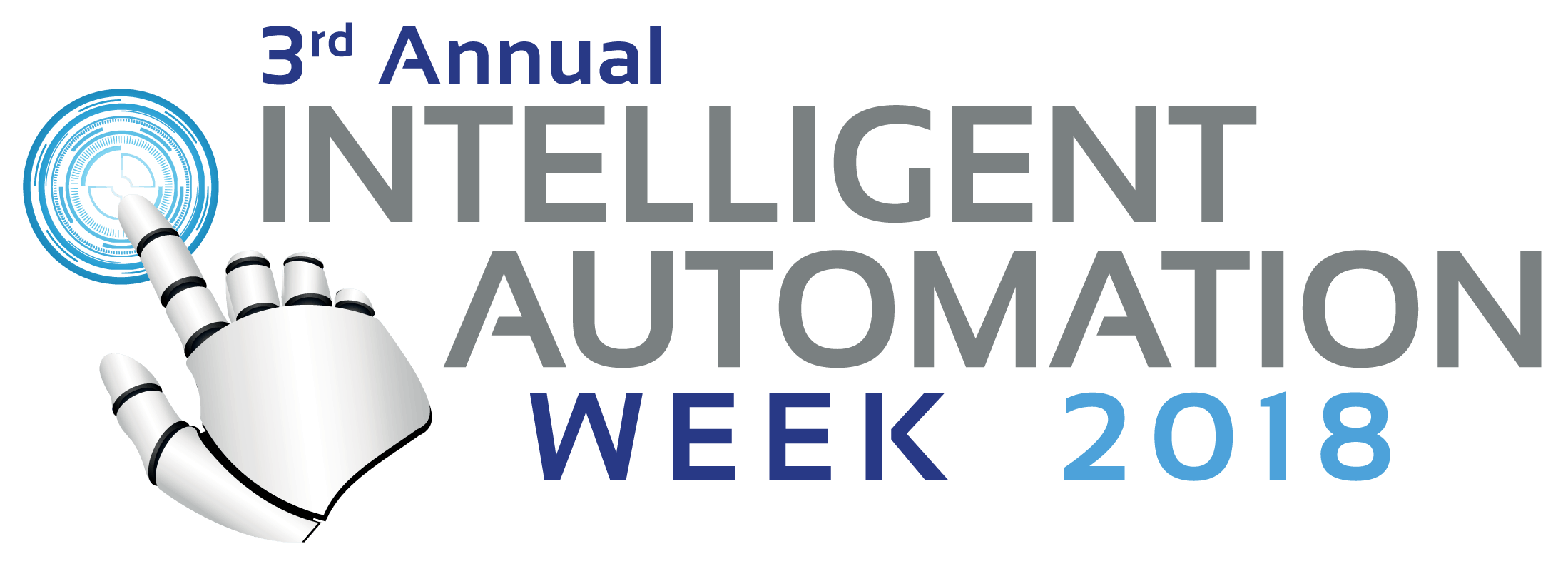 Intelligent Automation Week 2018 Logo