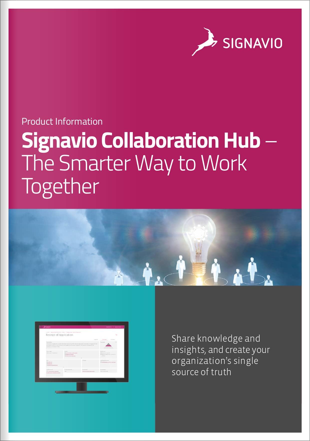 signavio collaboration hub