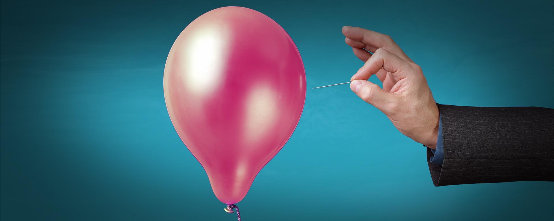 2019 business strategy blog - balloon pop