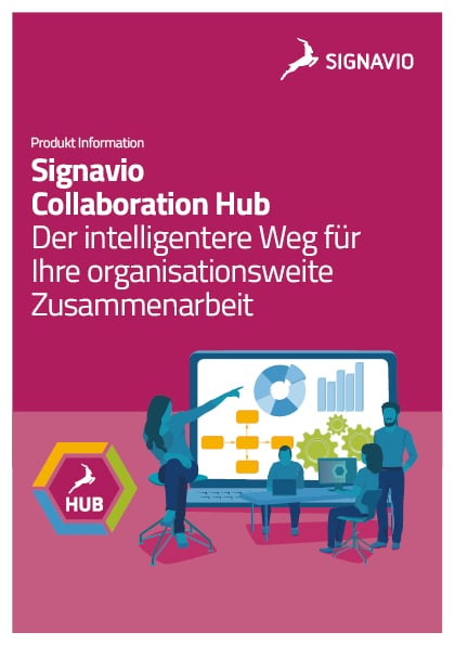 Signavio Collaboration Hub - Der intelligentere Weg für Zusammenarbeit