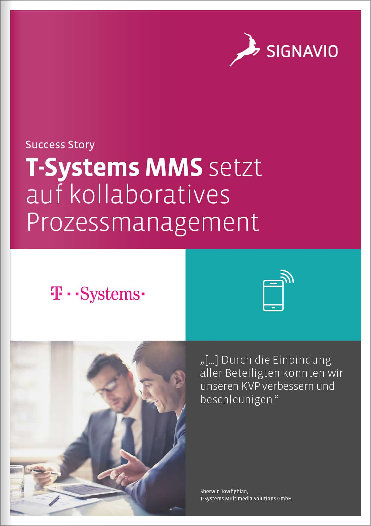 Anwenderbericht T-Systems