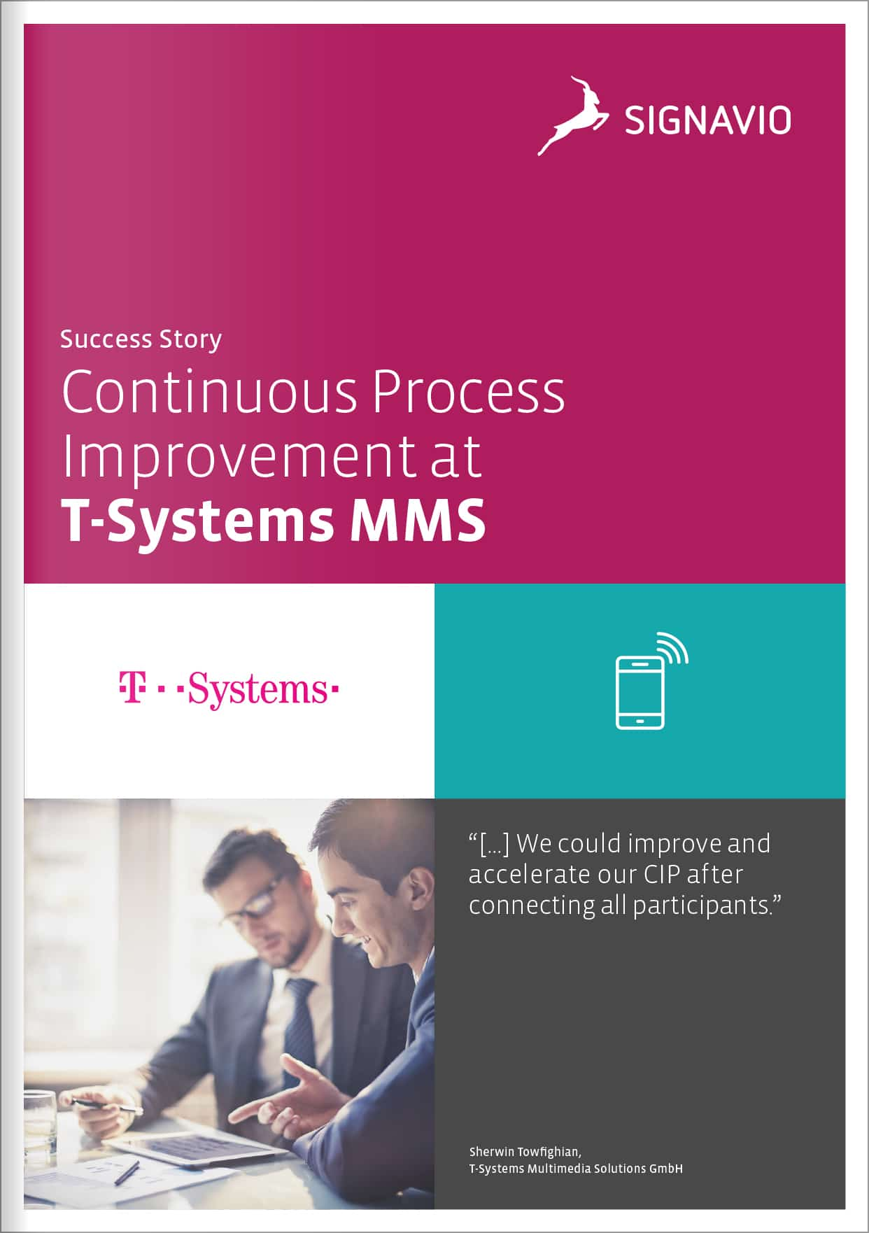 T-Systems Success Story