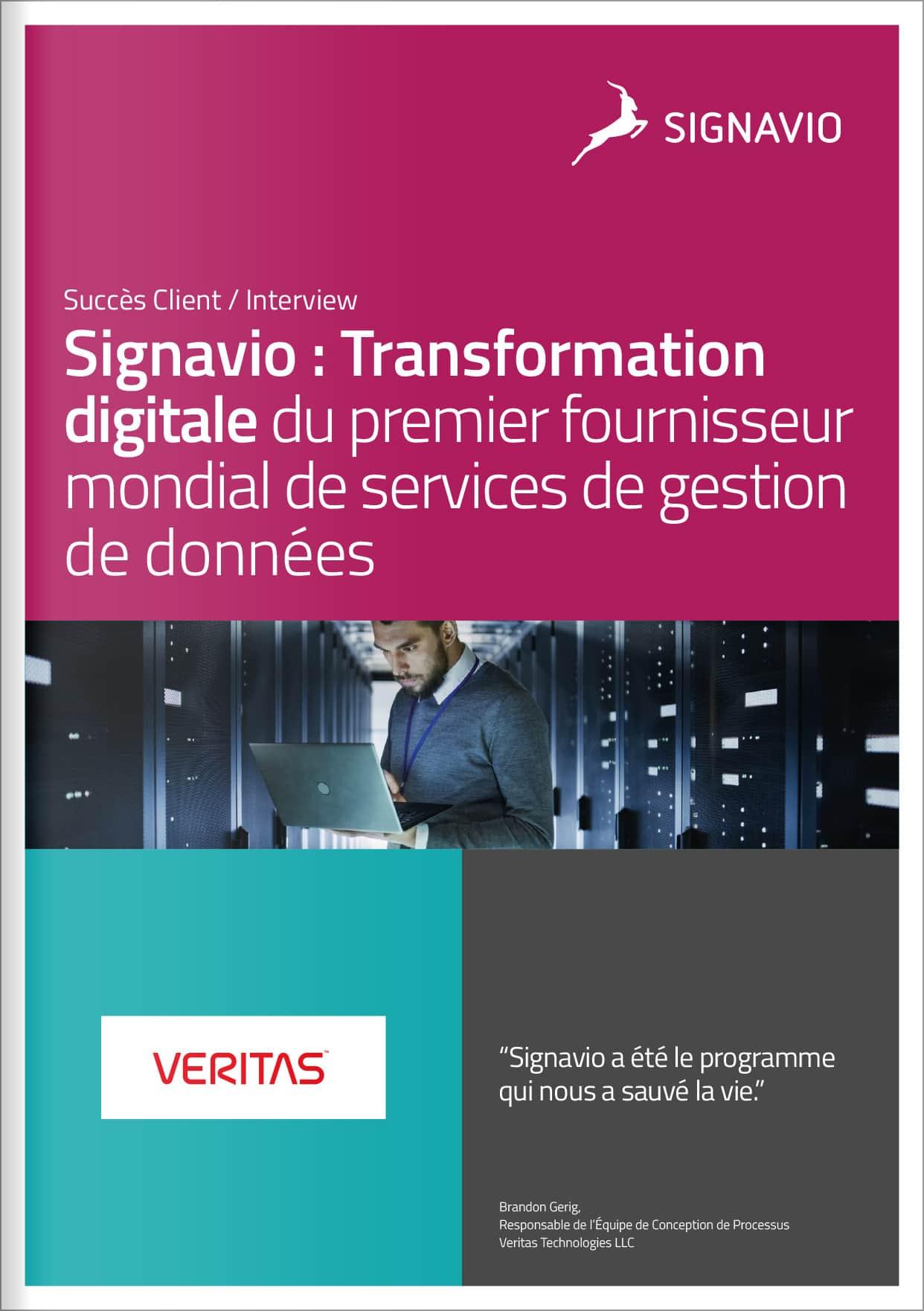 Veritas Customer Interview