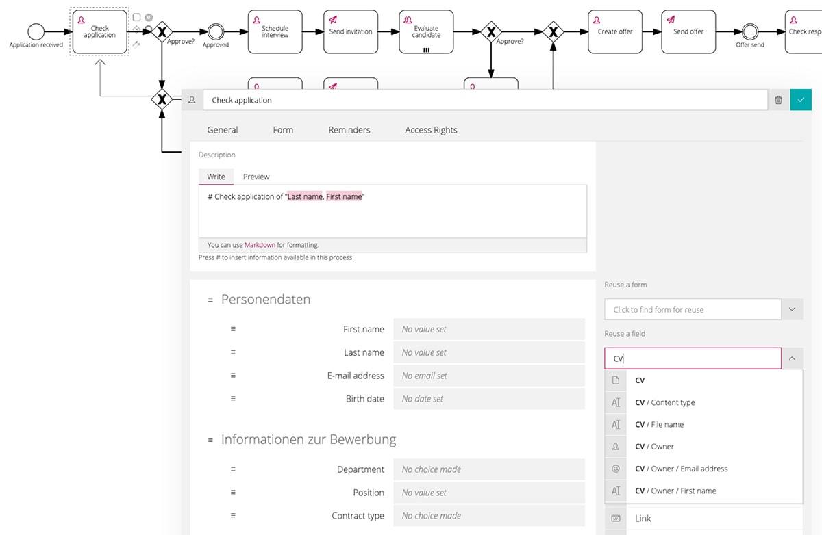 adapting automated processes screenshot 6