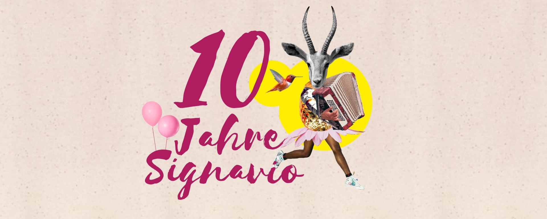 10 Jahre Signavio