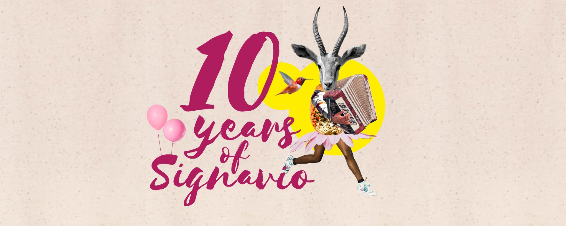 Signav10 turns 10 birthday
