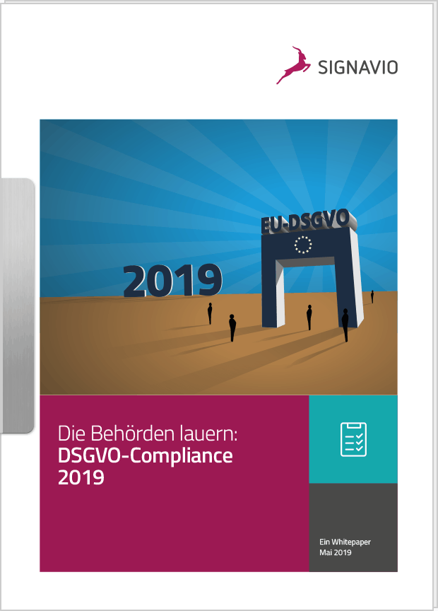 DSGVO-Compliance 2019
