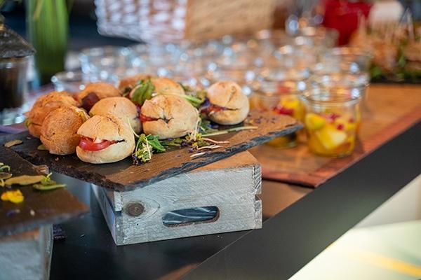 Customer Usability Breakfast image - sandwiches