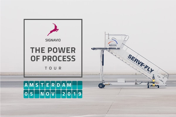 The Power of Process Tour - Amsterdam   Signavio