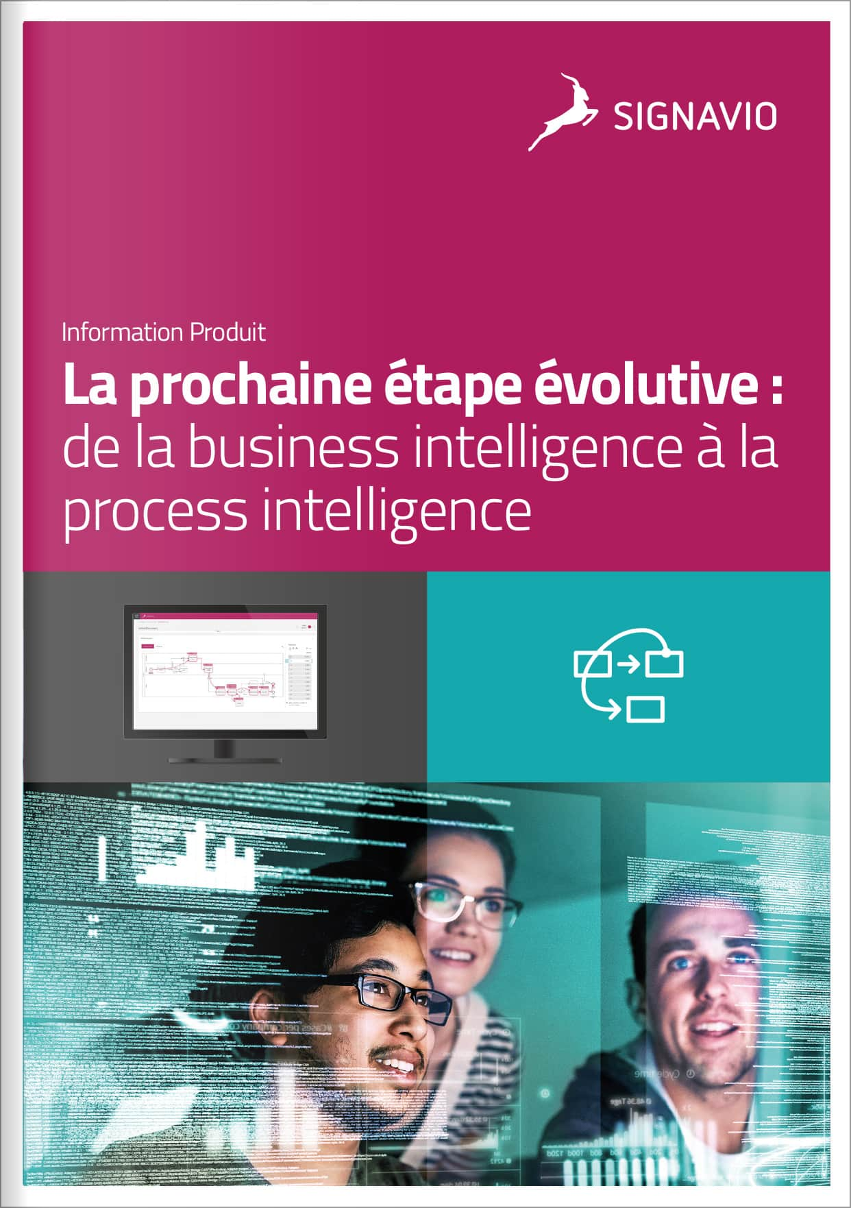 La prochaine étape évolutive : de la business intelligence à la process intelligence