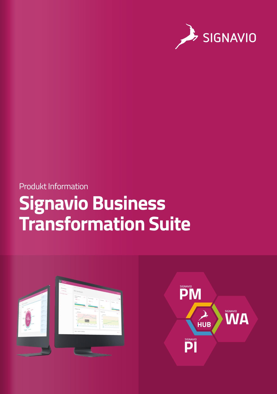 Produktbroschüre_Signavio Business Transformation Suite-Titelbild_DE