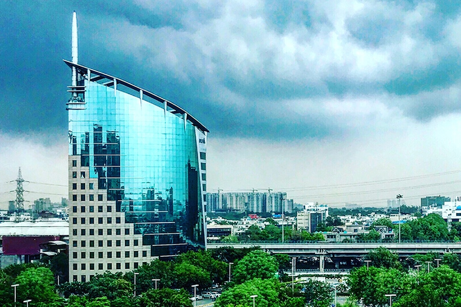 View of Gurugram, Signavio Office