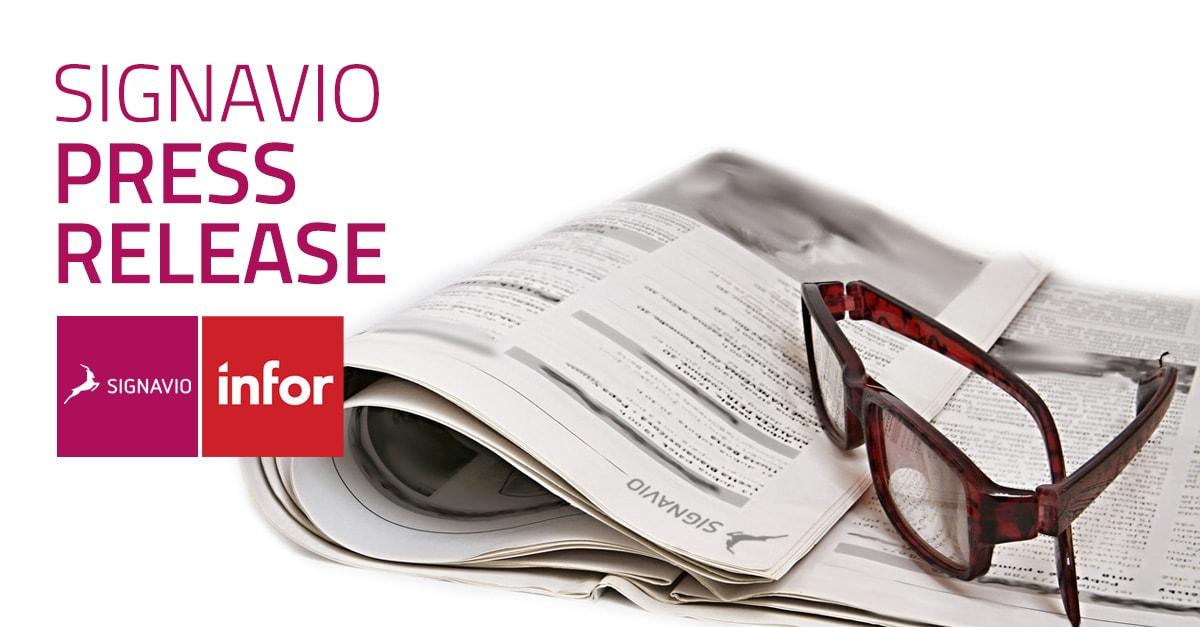 Press Release - Signavio Infor