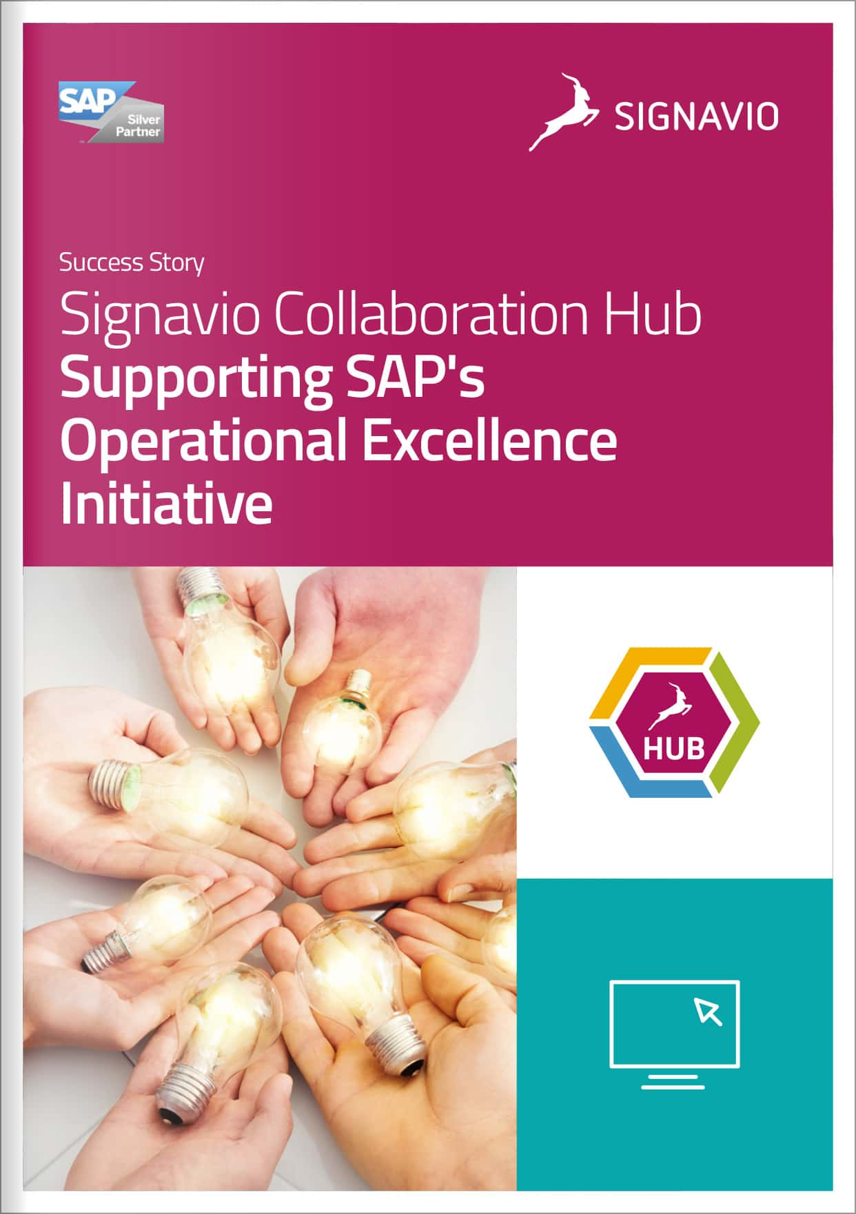 SAP success story preview