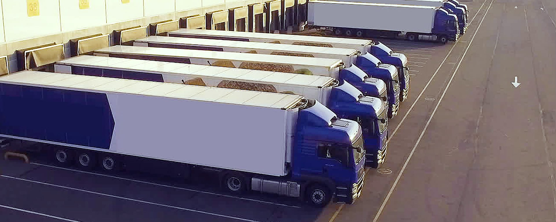 Connecting BPM with EAM blog image - trucks