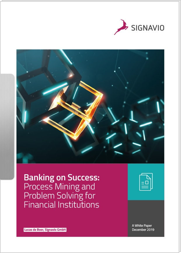 banking for success white paper front cover image