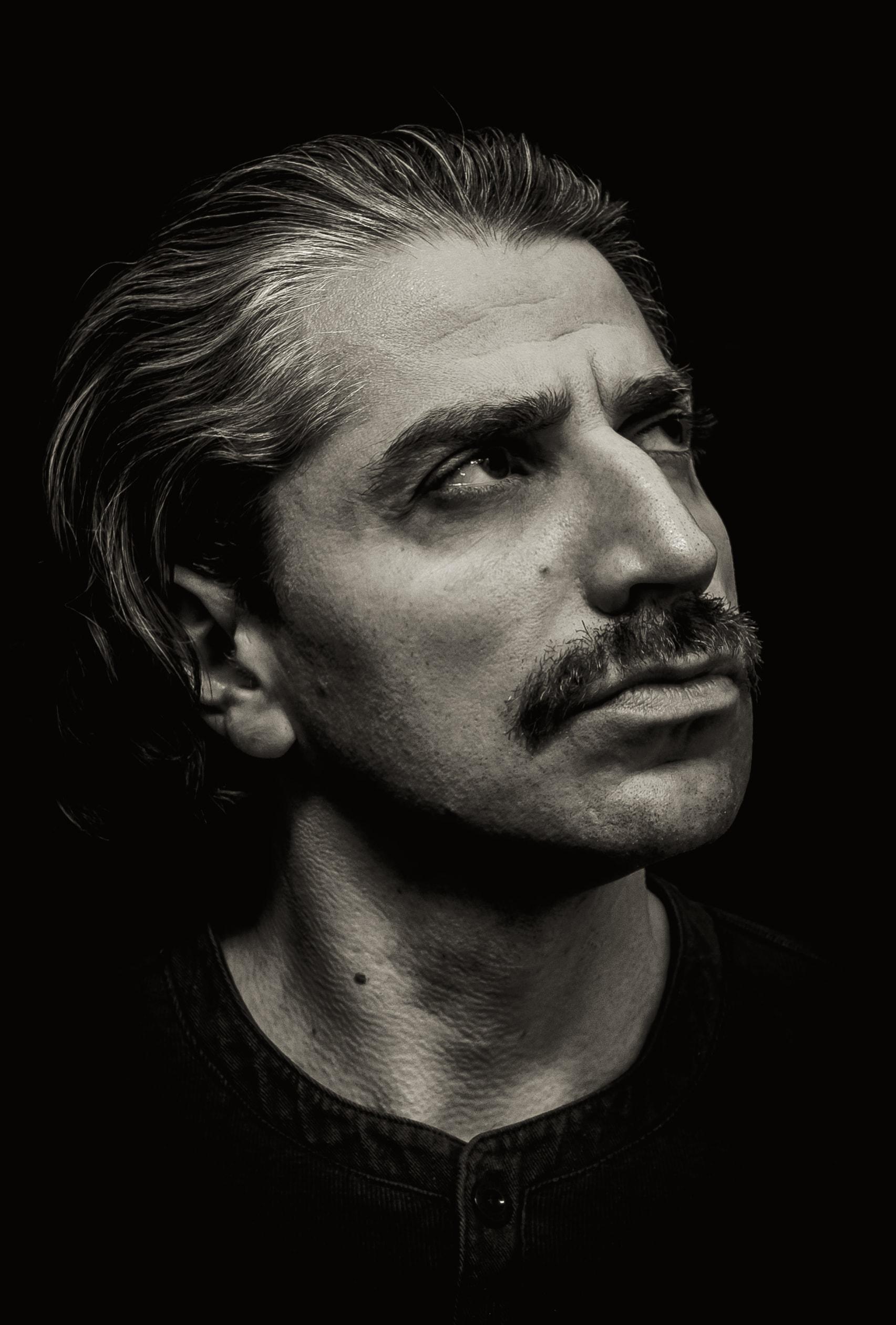 Movember with Signavio portrait - Dominic