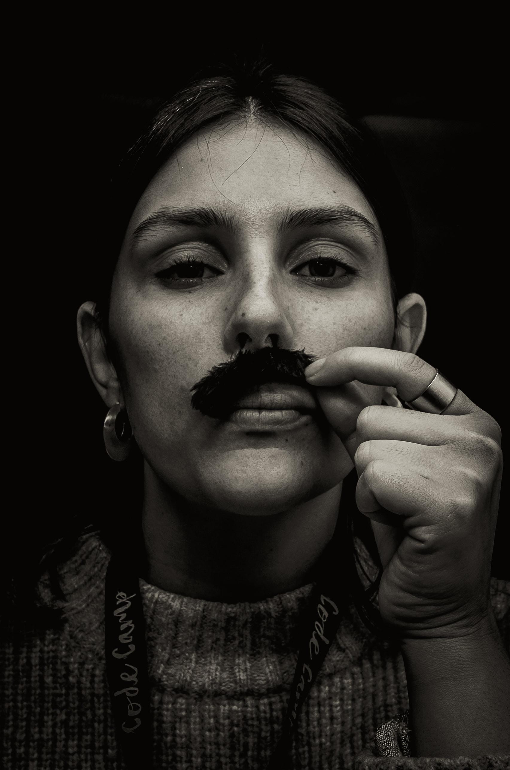 Movember with Signavio portrait - France