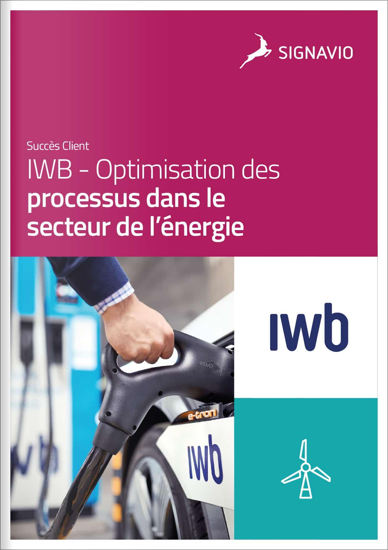iwb succès client