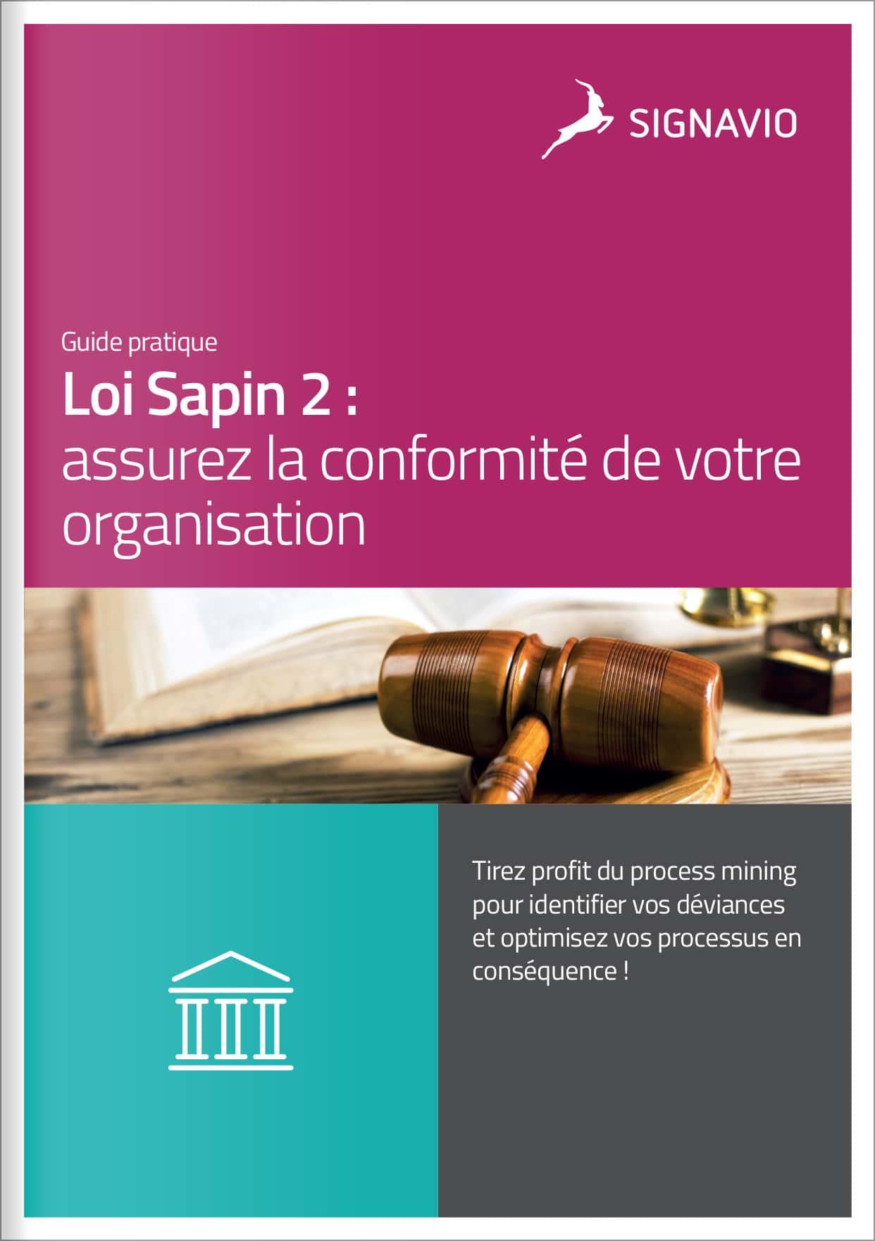 Loi Sapin 2 : assurez la conformité de votre organisation