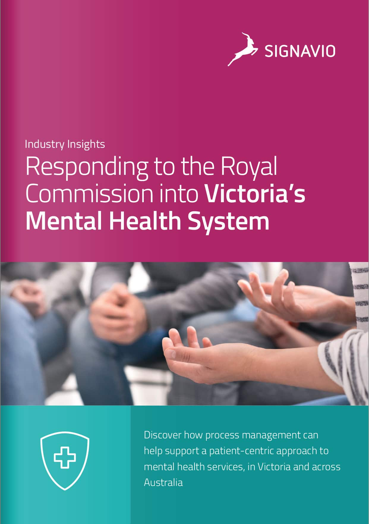 Mental Health Royal Commission cover image