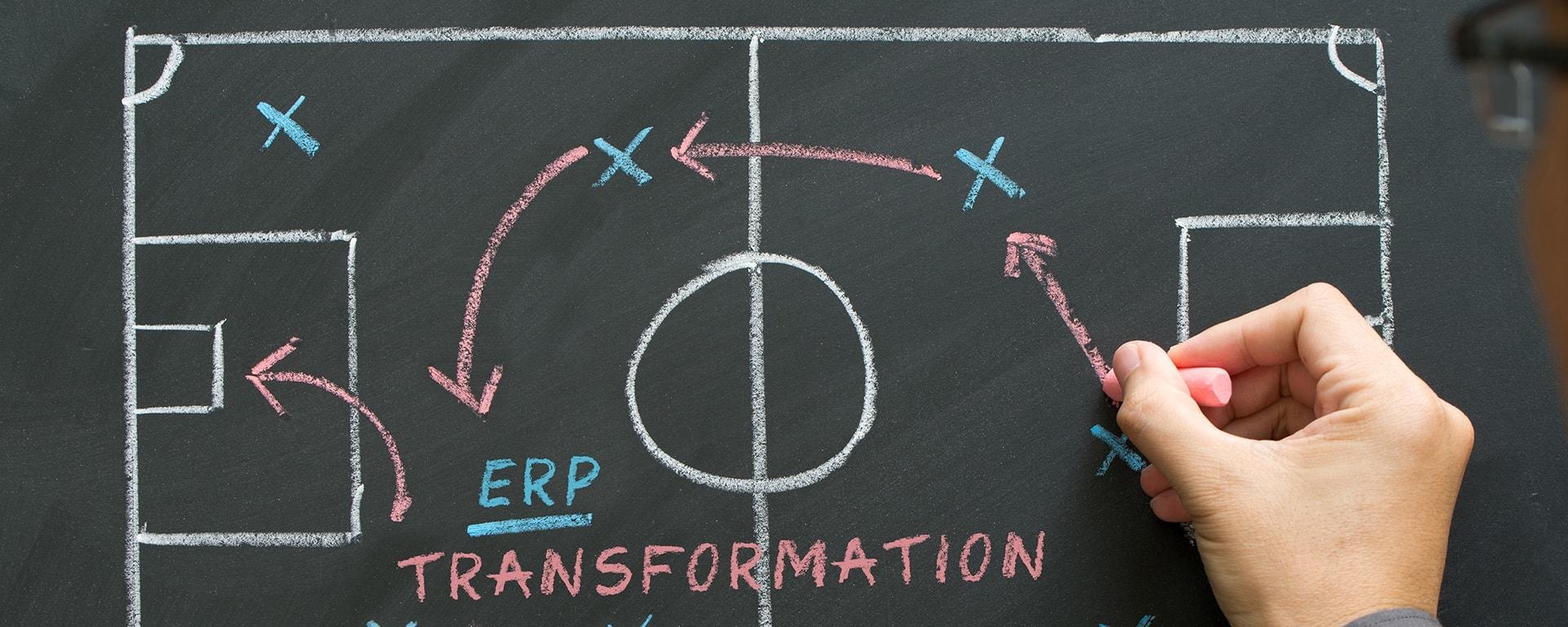 Pourquoi miser sur la transformation ERP est essentiel aujourd'hui ?